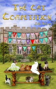 The Cat Competition by Luke McEwen - Cover