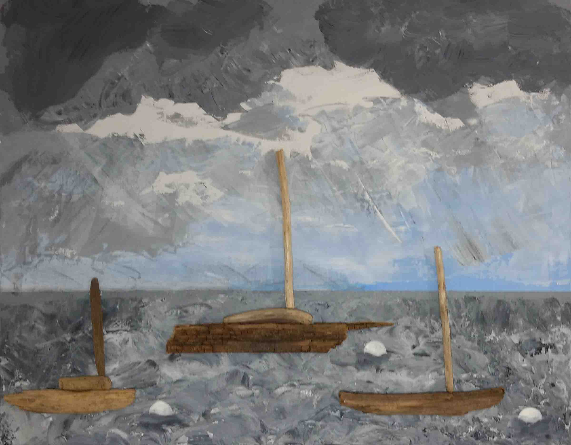 17_04_24_Waiting_for_the_Sun_from_The_Shells_and_Driftwood_Retasked_collection_by_Luke_McEwen