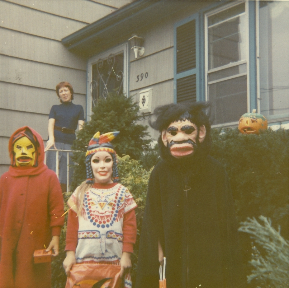 Halloween 1970 Freeport, Long Island