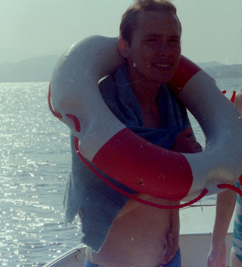 Luke McEwen, Elba, 1984